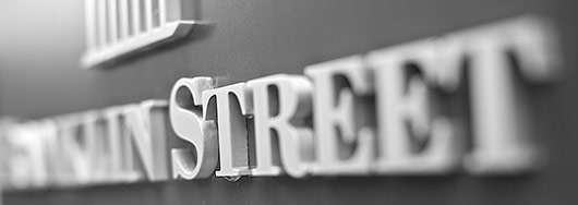 Franklin Street Partners sign
